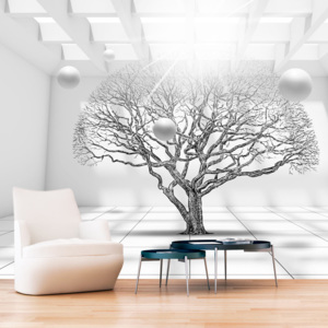 Fototapet - Tree of Future 200x140 cm