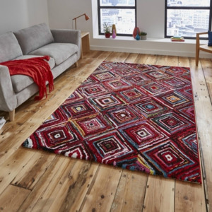 Covor Think Rugs Sunrise Tiles, 120 x 170 cm