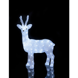 Decorațiune luminoasă Best Season Crystal Deer