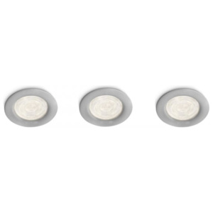 Philips sceptrum lampa 59100/87/16 set 3 plafon LED-uri corpuri