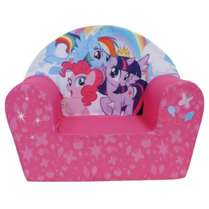 Fotoliu din burete My Little Pony