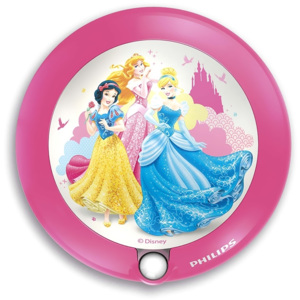 Philips 71765/28/16 - Lampa spot copii DISNEY PRINCESS 1xLED/0,06W/3V