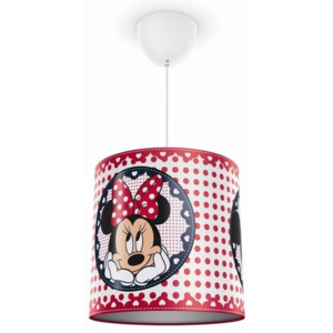 Philips 71752/31/16 - Copii Lampa suspendata DISNEY MINNIE MOUSE 1xE27/23W/230V