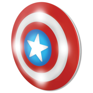 Philips 71940/32/P0 - Lampa copii DISNEY CAPTAIN AMERICA 2xLED/0,2W/3V