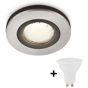 Philips 59655/48/16 - Lampa incastrata LED MYLIVING CORONA 1xGU10/4W
