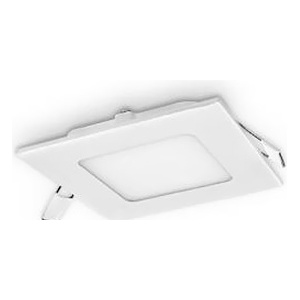 Lampa incastrata LED ORTO SQ LED/3W/230V 3000K 8,5x8,5 cm