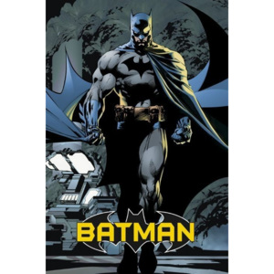 BATMAN - comic Poster, (61 x 91 cm)