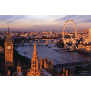 London - England Poster, (91,5 x 61 cm)