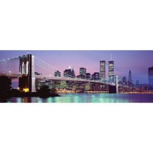 New York - skyline Poster, (158 x 53 cm)