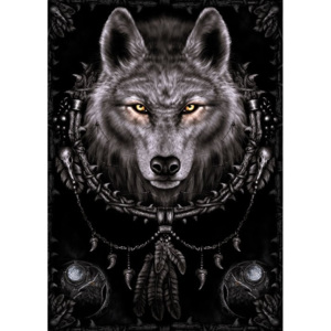 Spiral - wolf dreams Poster, (61 x 91,5 cm)
