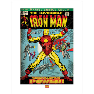 Iron Man Reproducere, (60 x 80 cm)