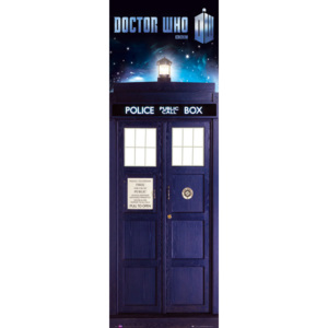 DOCTOR WHO - tardis Poster, (30 x 91 cm)