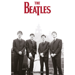 The Beatles - Liverpool 1962 Poster, (61 x 91,5 cm)