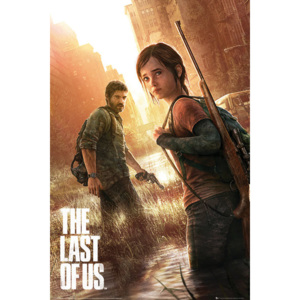 The Last of Us - Key Art Poster, (61 x 91,5 cm)