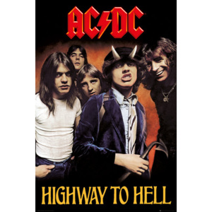 AC/DC - Highway to Hell Poster, (61 x 91,5 cm)