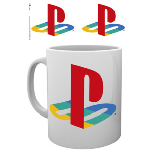 Playstation - Colour Logo Cană