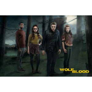 Wolfblood - Season 3 Cast Poster, (91,5 x 61 cm)