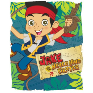 Jake and the Never Land Pirates - Swing Poster, (40 x 50 cm)