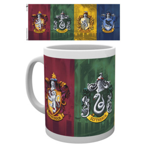 Harry Potter - All Crests Cană
