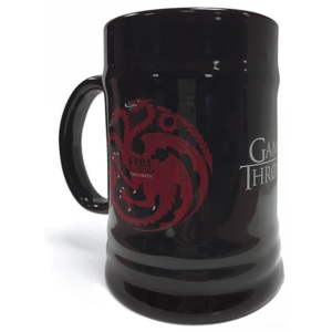 Game Of Thrones - House Targaryen Cană
