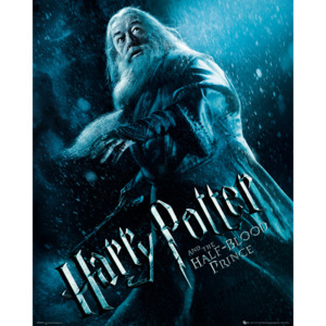 Harry Potter and the Half-Blood Prince - Albus Dumbledore Action Reproducere, (60 x 80 cm)