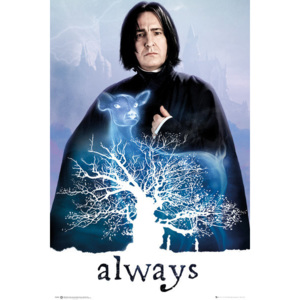 Harry Potter - Snape Always Poster, (61 x 91,5 cm)