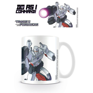 Transformers G1 - Megatron - Do As I Command Cană
