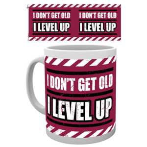 Gaming - I Level Up - Available worldwide Cană