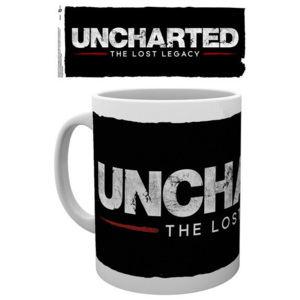 Uncharted: The Lost Legacy - Logo Cană