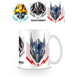 Transformers: The Last Knight - Helmets Cană
