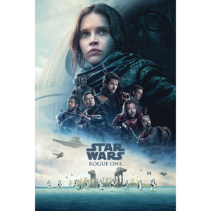 Rogue One: Star Wars Story - One Sheet Poster, (61 x 91,5 cm)