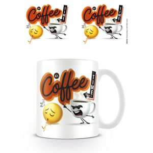 The Emoji Movie - It's Coffee Time Cană