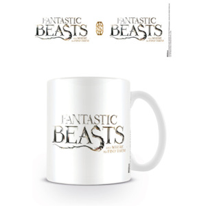 Fantastic Beasts And Where To Find Them - Logo Cană