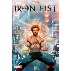 Iron Fist - Comic Poster, (61 x 91,5 cm)
