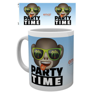 Emoji - Party Time Cană