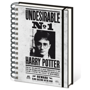 Harry Potter - Undesirable No1 Carnețele