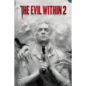 The Evil Within 2 - Key Art Poster, (61 x 91,5 cm)