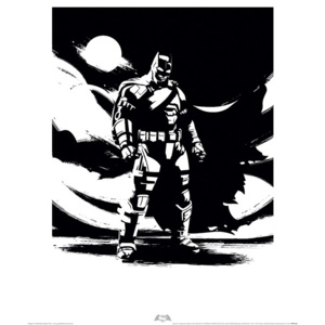 Batman V Superman - Batman Noir Reproducere, (40 x 50 cm)