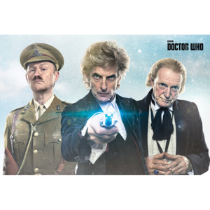Doctor Who - Twice Upon A Time Poster, (91,5 x 61 cm)