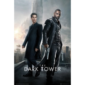 The Dark Tower - City Poster, (61 x 91,5 cm)