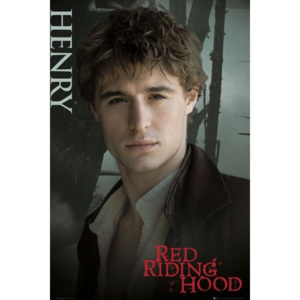 RED RIDING HOOD - henry Poster, (61 x 91,5 cm)