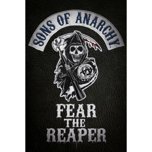 Sons of Anarchy - Fear the reaper Poster, (61 x 91,5 cm)