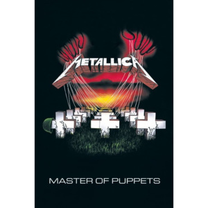 Metallica - master of puppets Poster, (61 x 91,5 cm)