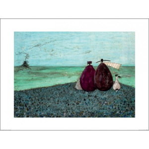 Sam Toft - The Same as it Ever Was Reproducere, (80 x 60 cm)
