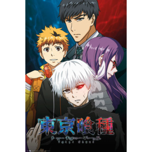 Tokyo Ghoul - Conflict Poster, (61 x 91,5 cm)