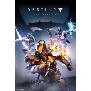Destiny - Taken King Poster, (61 x 91,5 cm)