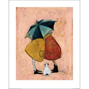 Sam Toft - A Sneaky One Reproducere, (40 x 50 cm)