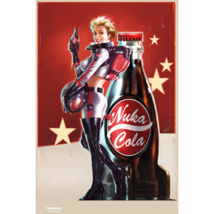 Fallout 4 – Nuka Cola Poster, (61 x 91,5 cm)