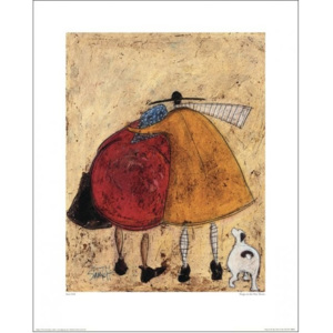 Sam Toft - Hugs On The Way Home Reproducere, (40 x 50 cm)