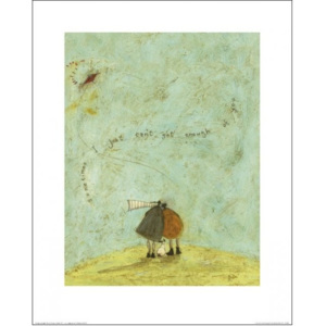 Sam Toft - I Just Can't Get Enough of You Reproducere, (40 x 50 cm)